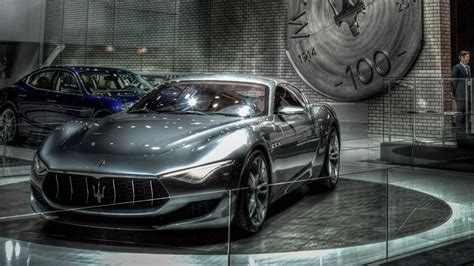 2019 Maserati Alfieris by All New Maserati Models From 2019 Will Be Electrified