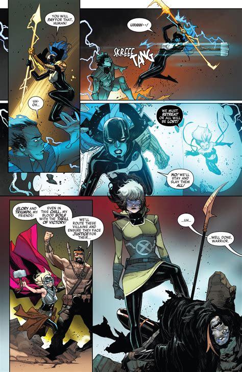 marvel comics legacy avengers  spoilers