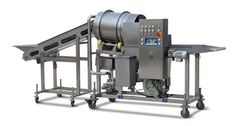 drum batter gjj food processing equipment hiwell