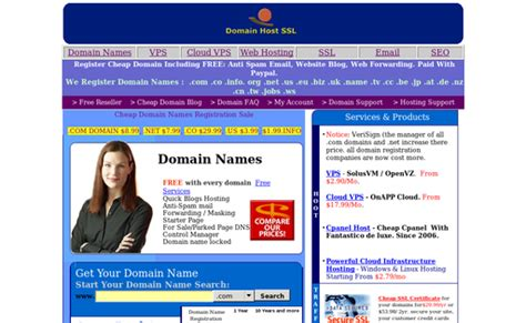 Websitespot offers cheap domain names for both registration and transfers. Cheap Domain Names Review - web hosting reviews by real users