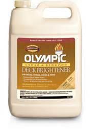 olympic 174 deck brightener