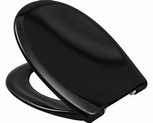 Wc Sitz Schwarz : wc sitz paris schwarz leicht abnehmbar mit absenkautomatik kaufen bei ~ Watch28wear.com Haus und Dekorationen