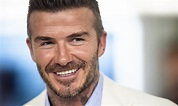 David Beckham enjoys bike ride with Harper and boys after ...