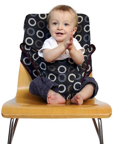 chaise nomade bébé totseat chaise nomade totseat pour bébé maman natur 39