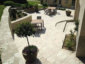 terrasse bois calvados wrastecom With amenagement piscine en bois 14 amenagements exterieurs menuiserie dubar