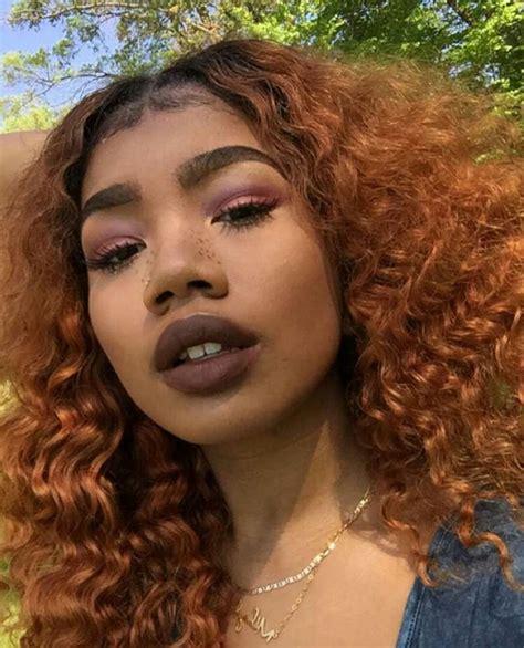 Best 25 Red Orange Hair Ideas On Pinterest Warm Red