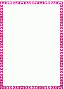 Umrandungen Vorlagen Kostenlos : tolle rahmen ausmalbilder malvorlagen ~ Orissabook.com Haus und Dekorationen