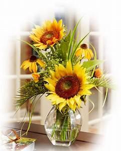 Pot De Fleur Transparent : tubes fleurs jaunes oranges ~ Teatrodelosmanantiales.com Idées de Décoration