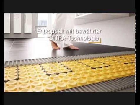 Herget Produktinformation Elektrische Fußbodenheizung Für