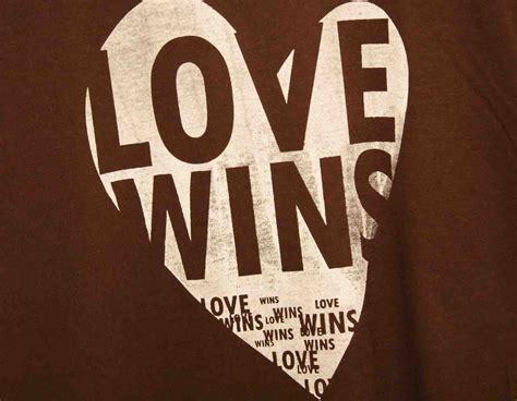 LOVE WINS | Heartfish Blog