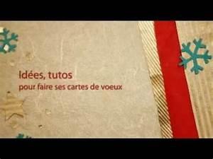 Faire Ses Moustiquaires Soi Même : faire soi m me ses cartes de voeux traditionnelles virtuelles youtube ~ Melissatoandfro.com Idées de Décoration