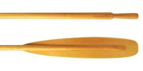 Efficient Boat Oars by Sawyer Wooden Spoon Blade Oars Fyne Boat Kits
