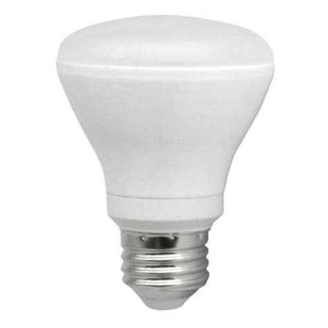 tcp 65w equivalent cool white 4100k r20 dimmable led