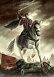 Karadjordje, leader of The First Serbian uprising, by ...