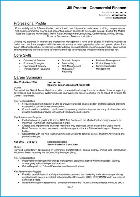 accountant cv   writing guide   interviews