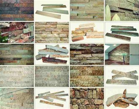 Wandverkleidung Aus Stein by Naturstein Stein Verblender Wandverkleidung Riemchen