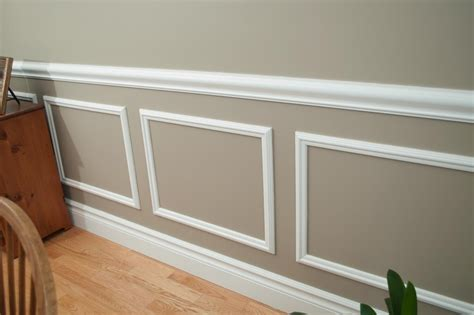 separating room ideas great chair rail molding decorating ideas