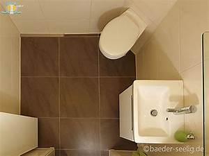 Möbel Für Kleines Bad : bad beispiele f r kleine b der ~ Frokenaadalensverden.com Haus und Dekorationen