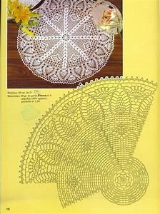 6 Beautiful Round Lace Doily Patterns  U22c6 Crochet Kingdom