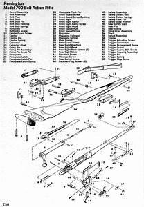 Remington 700 Parts Diagram