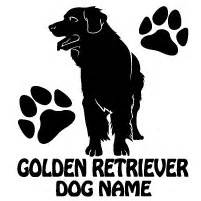 signs rakuten global market golden retriever silhouette With kitchen cabinets lowes with golden retriever stickers