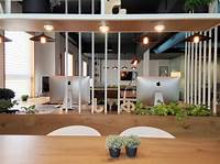creative room dividers A Type-face Design Firm's Office By YellowSub Studio