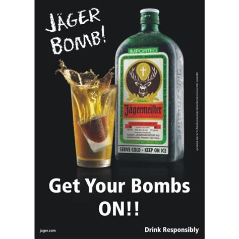 yager bomb jagermeister s thoughts jager what can you remember