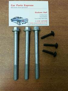 Ford Focus Rs Mk1 Thermostat Housing Bolt And Screw Set