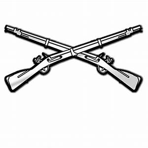 crossed rifle clipart - Google Search | Poo Patrol ...