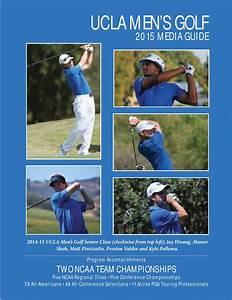 2014-15 UCLA Men's Golf Media Guide by UCLA Athletics - Issuu