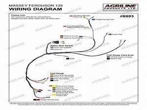 Massey Ferguson 235 Wiring Diagram