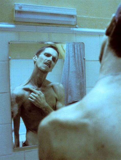 This Method Acting Christian Bale The Machinist