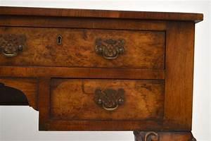 Deckenventilator Holz Antik : schreibtisch antik aus walnuss holz ~ Lizthompson.info Haus und Dekorationen
