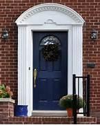 Navy Blue Front Door Paint by Navy Blue Front Door Perhaps For The Home Pinterest