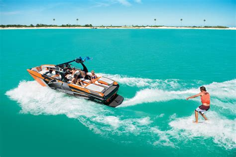 Tige Boats Surf System by Bayliner Owners Club Boating Industry 2015 Top Products