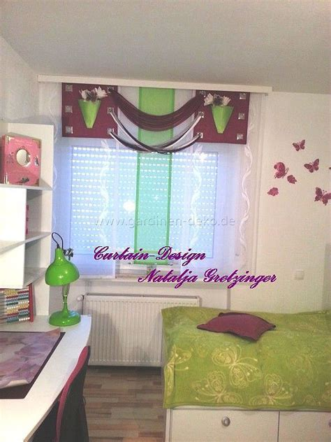 Kinderzimmer Deko Vorhang by Kinderzimmer Vorhang Im Blumenvasen Design Http Www