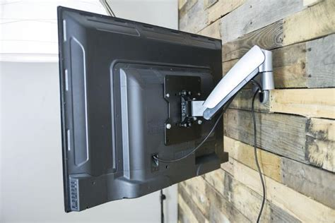mount vwg vivo tv height adjustable gas spring wall