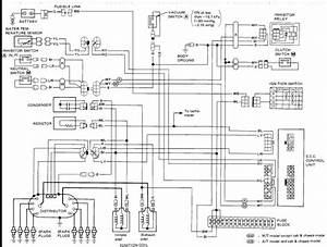 Nissan 720 Wiring Diagram
