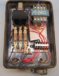 Rockwell 3 Phase Motor Starter
