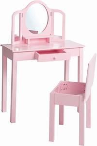 Schminktisch Für Mädchen : roba kinder schminktisch frisiertisch frisierkommode m spiegel hocker holz rosa ebay ~ Markanthonyermac.com Haus und Dekorationen