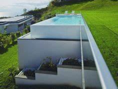 piscine a debordement sur terrain en pente 1 terrain en With piscine a debordement sur terrain en pente