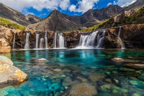 Arizona Tile Palm Springs by Amazing World Fairy Pools At The Top Isle Of Skye