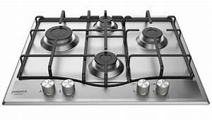 Table De Cuisson Gaz 4 Feux : hotpoint table de cuisson gaz 60cm 4 feux inox ~ Edinachiropracticcenter.com Idées de Décoration