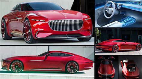Mercedes-benz Vision Maybach 6 Concept (2016)