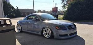 Audi Tt 2002 Audi Tt Alms Edition 3p Air Lift