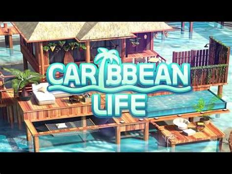 home design caribbean life  mod unlimited coins