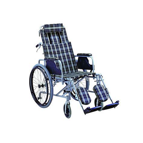 aq medicare lightweight reclining wheelchair whc6305