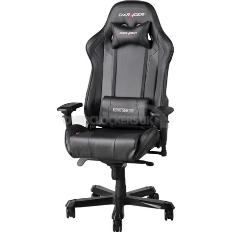 dxr gaming chair uk dxracer king series gaming chair black oh kf06 n ocuk
