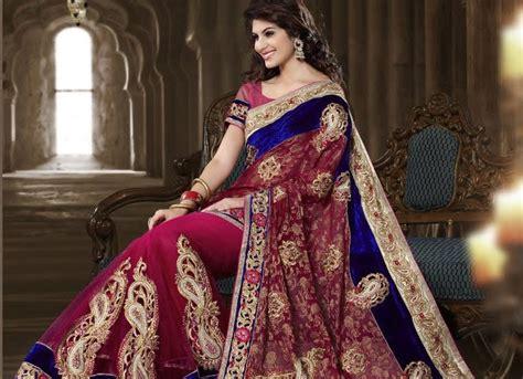 Wedding Sarees For The Big Fat Indian Weddings