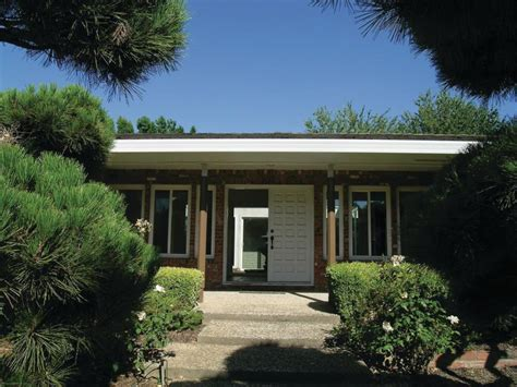 Ranch Dressing 1960s Ranch House Remodel ó Exterior